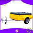Wholesale luggage trailer waterproof factory for no cable
