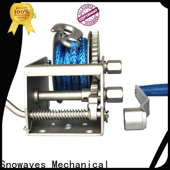 New marine winch trailer suppliers for camping