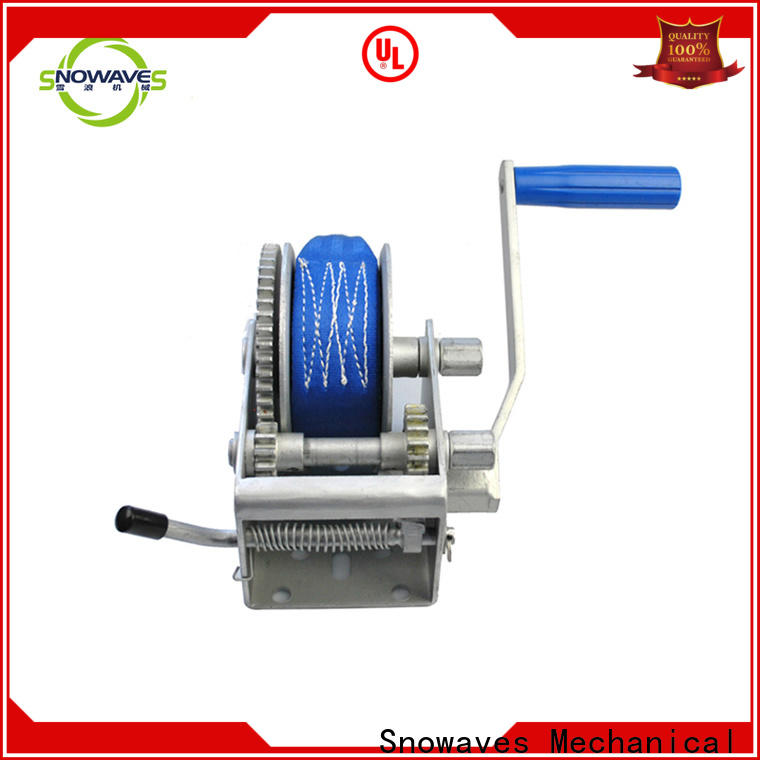 Best manual trailer winch pulling for sale for boat