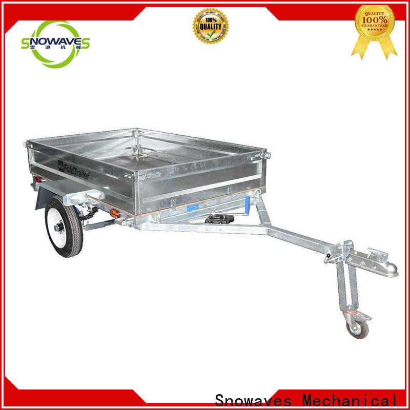 Wholesale foldable trailer technical for sale for trips