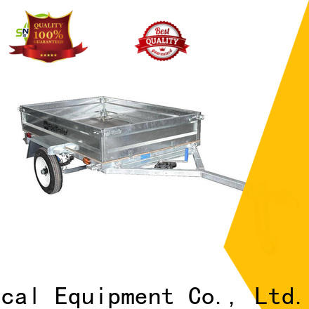 Snowaves Mechanical Best foldable trailer company for trips