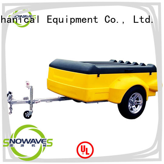 Waterproof plastic trailers for camping,Luggage,Touring, LLDPE Trailer. XL-950