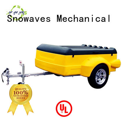 Top luggage trailer plastic for business for webbing strap