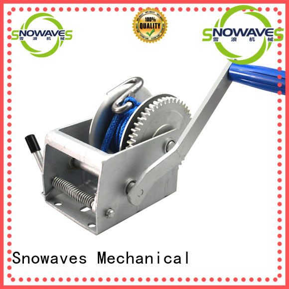 hand winches winch for camping Snowaves Mechanical
