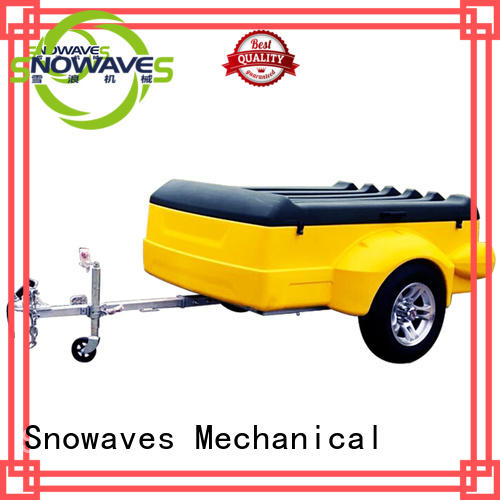 Latest plastic utility trailer company for outdoor activities