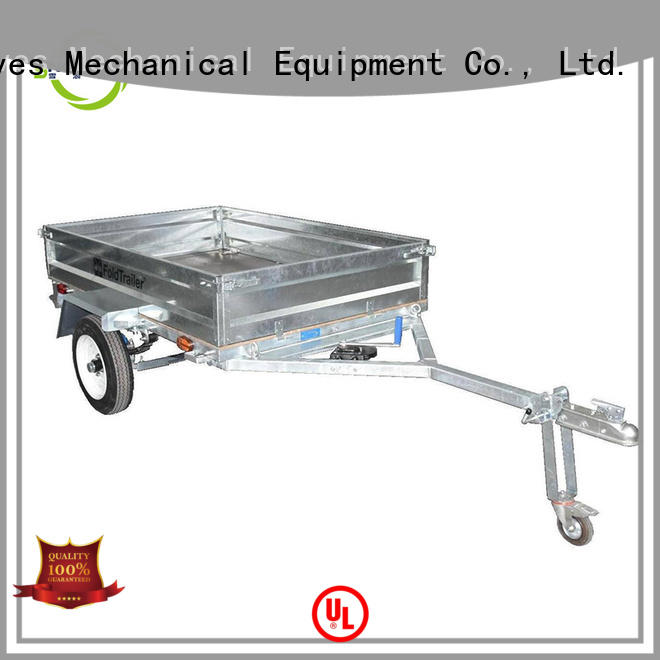 Best foldable trailer manufacturers for camp