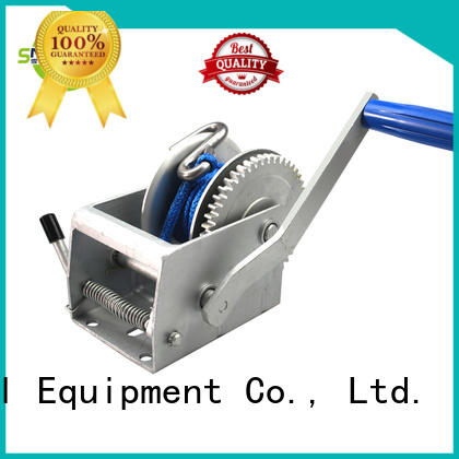 Snowaves Mechanical hand hand winches Supply for outings
