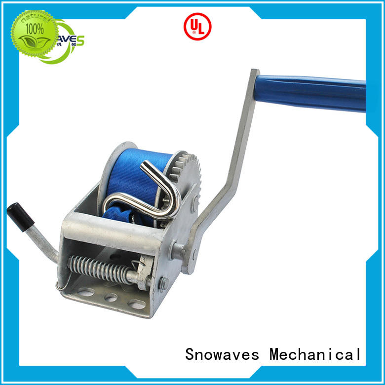 Top hand winches hand factory for picnics