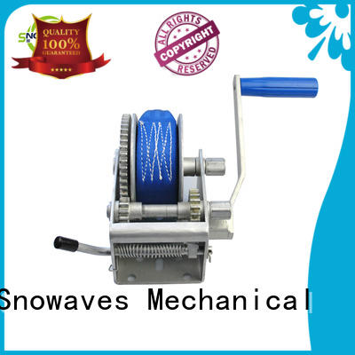 High-quality manual trailer winch Suppliers for boat