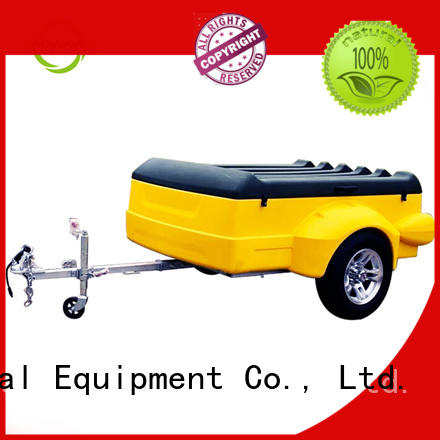 Snowaves Mechanical low cost luggage trailer trailer for webbing strap