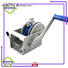 boat hand winch for outings Snowaves Mechanical