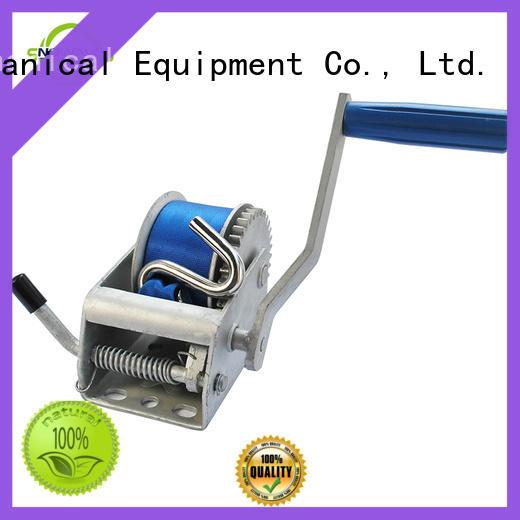 boat trailer hand winch hand Snowaves Mechanical Brand manual winch