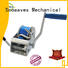 New boat hand winch speed factory for camping