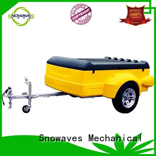 luggage trailer plastic for webbing strap Snowaves Mechanical