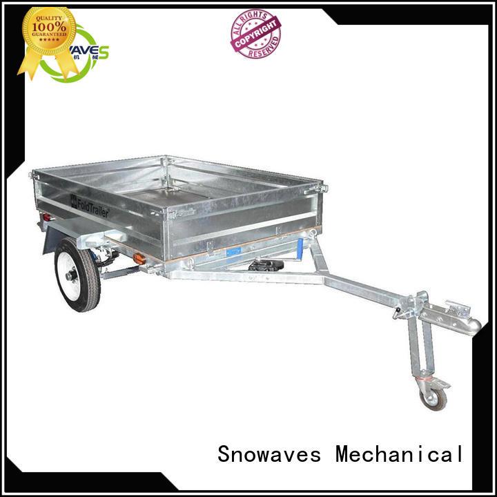 trailer cheap folding trailer manufacturer for trips Snowaves Mechanical