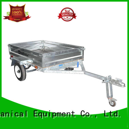High-quality folding trailers folding factory for trips