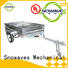 fold up trailer folding for activities Snowaves Mechanical