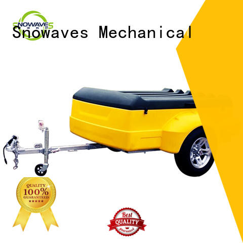 Snowaves Mechanical luggage trailer China Factory for webbing strap