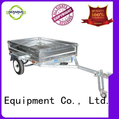 Top folding trailers folding for business for activities