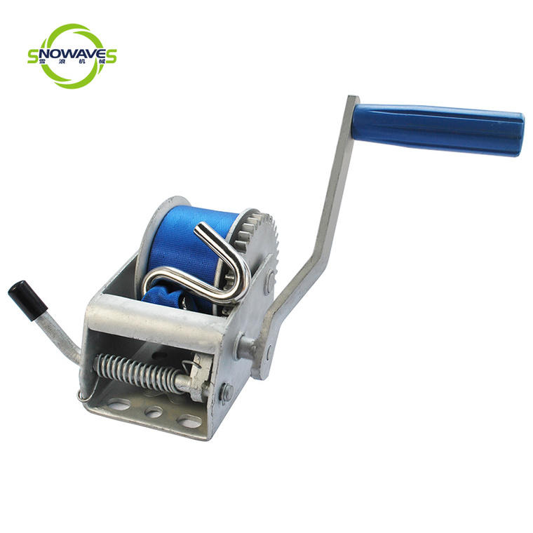 best manual winch at discount for boat