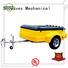 New plastic utility trailer waterproof company for webbing strap