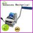 boat trailer hand winch hand configuration Warranty Snowaves Mechanical
