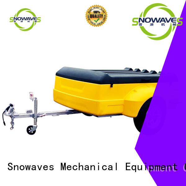New plastic utility trailer for business for webbing strap