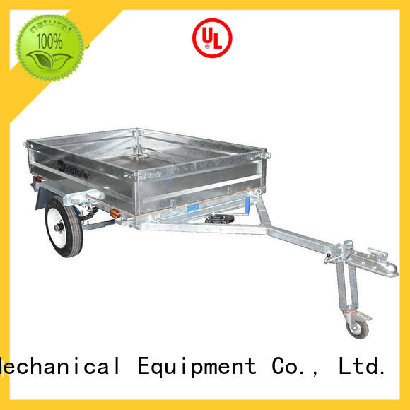 Wholesale folding trailers folding Supply for accident