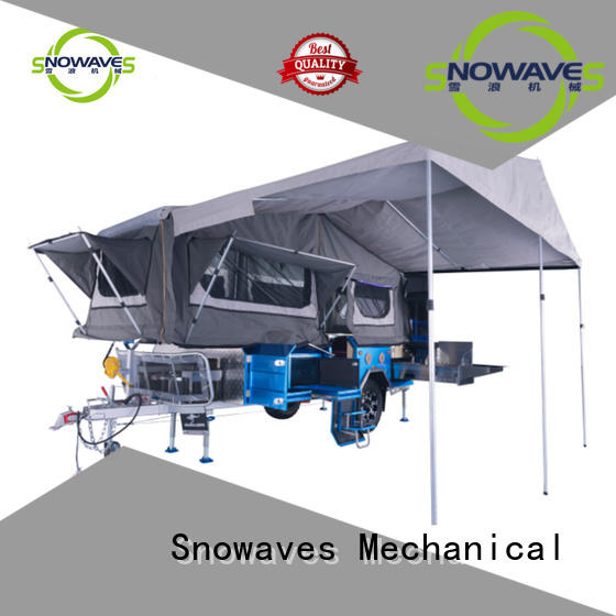 travel trailer manufacturers technical for activities Snowaves Mechanical