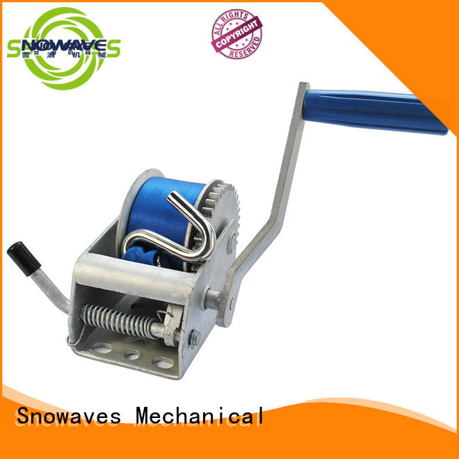 Trailer hand winch 3:1 (single speed) 300kg pulling SW700