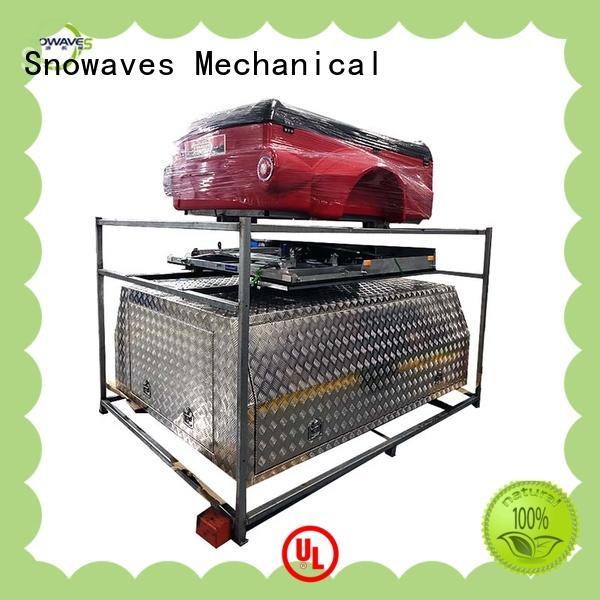 tool aluminium tool box Chinese factory for picnics Snowaves Mechanical