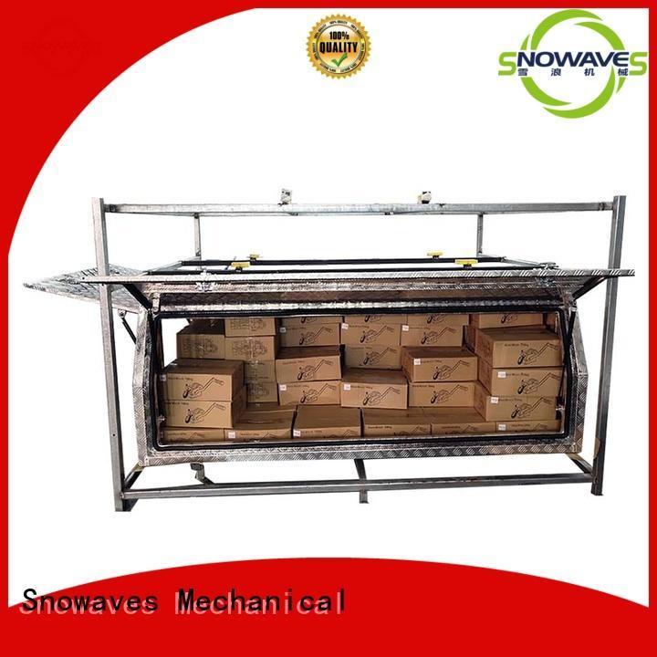 aluminium tool box boxes for picnics Snowaves Mechanical