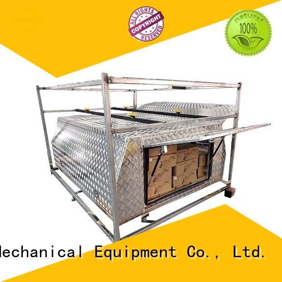 Snowaves Mechanical aluminium aluminium tool boxes for caravans Chinese manufacturer for picnics