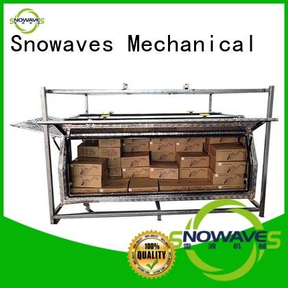 Snowaves Mechanical New aluminium tool box manufacturers for boat