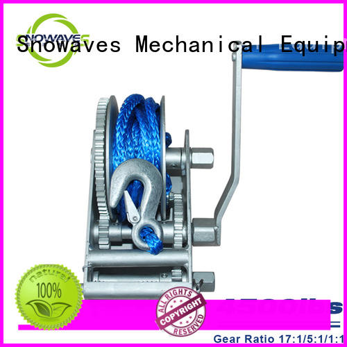 Top Marine winch speed factory for camping