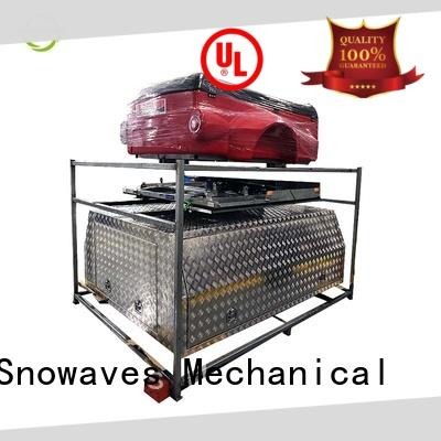 Snowaves Mechanical tool aluminum truck tool boxes company for boat