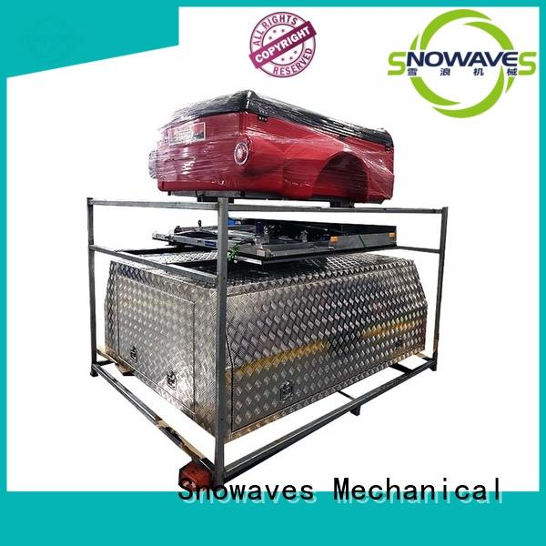Snowaves Mechanical boxes aluminum truck tool boxes for business for picnics