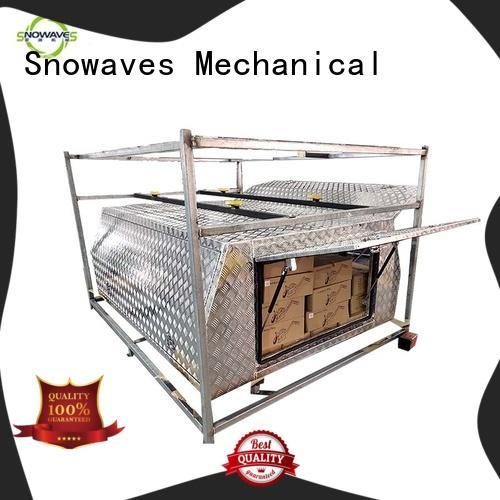 Top aluminum trailer tool box box company for picnics