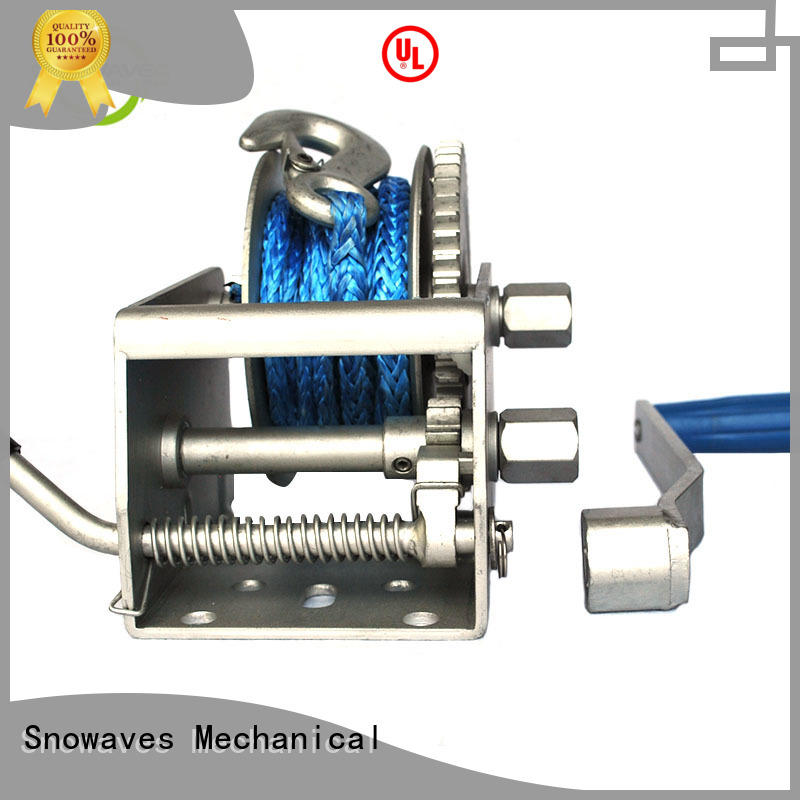 Best Marine winch single Supply for camping