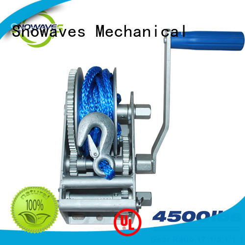 High-quality Marine winch winch Suppliers for picnics