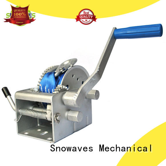 hand anchor winch for sale widely-use for trips Snowaves Mechanical