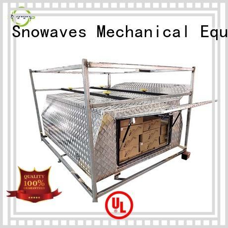 Custom aluminium tool box truck manufacturers for car