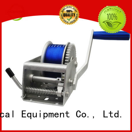 High-quality Marine winch pulling factory for trips