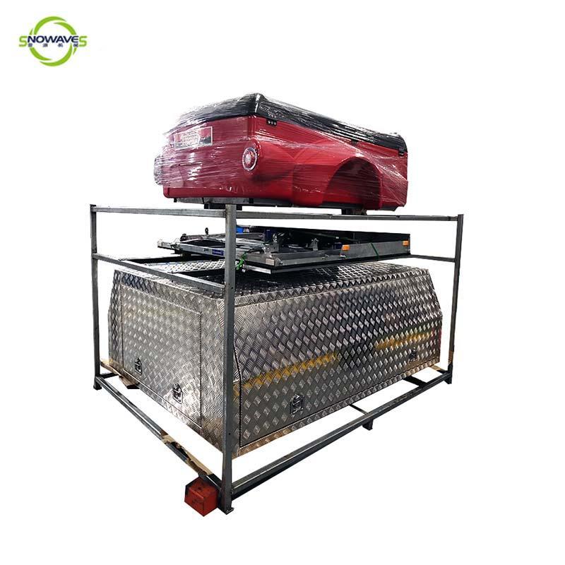 Pickup Truck Aluminium Tool box SW-CN1800