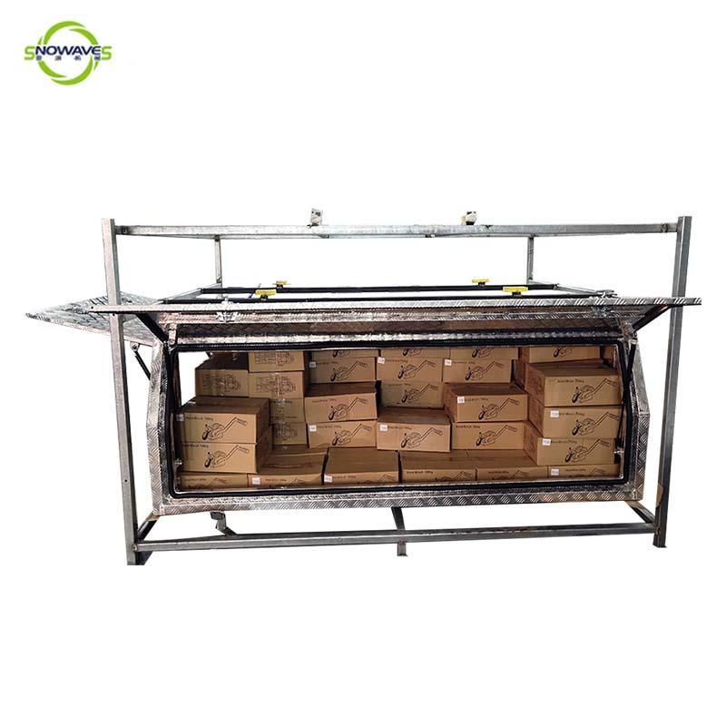 Aluminum Truck Tool Boxes SW-CN-CN2100