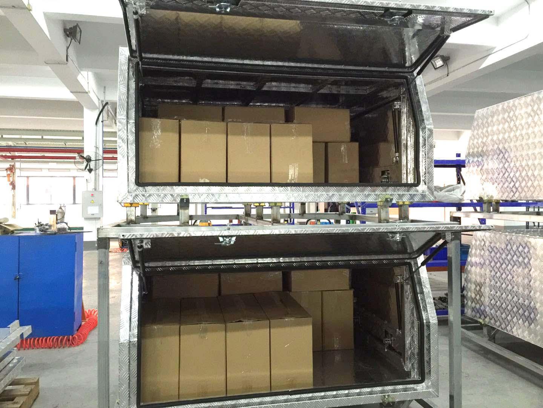 Best aluminum truck tool boxes aluminium supply for car-1
