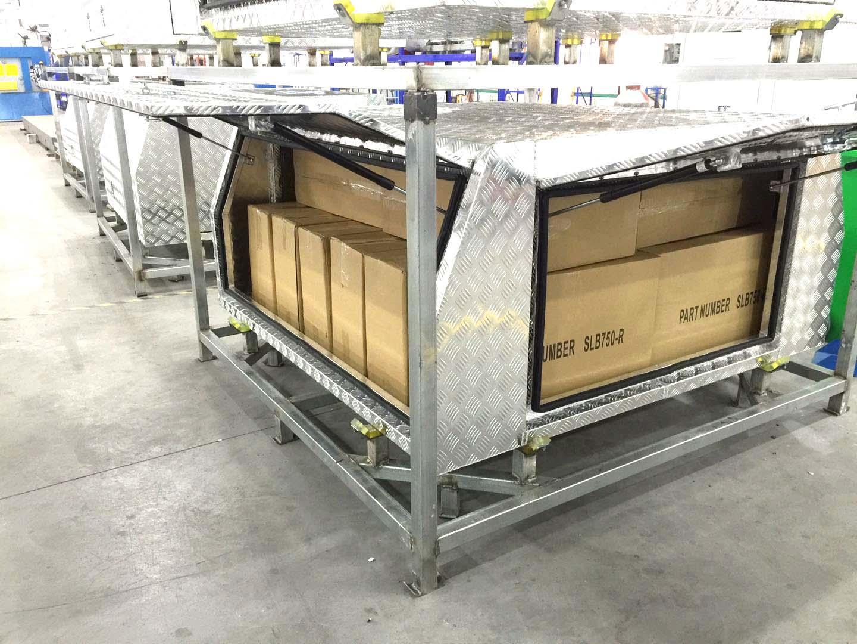Best aluminum truck tool boxes aluminium supply for car-2