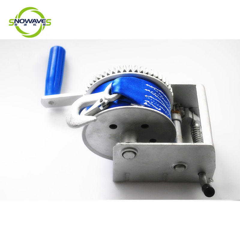 winch Marine winch long-term-use for camping Snowaves Mechanical