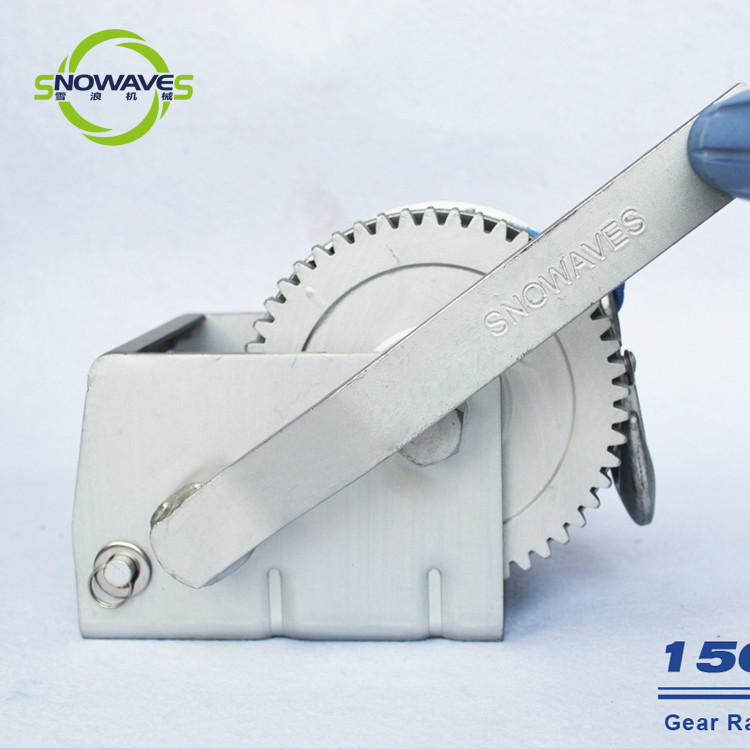 Snowaves Mechanical High-quality Marine winch manufacturers for trips-5