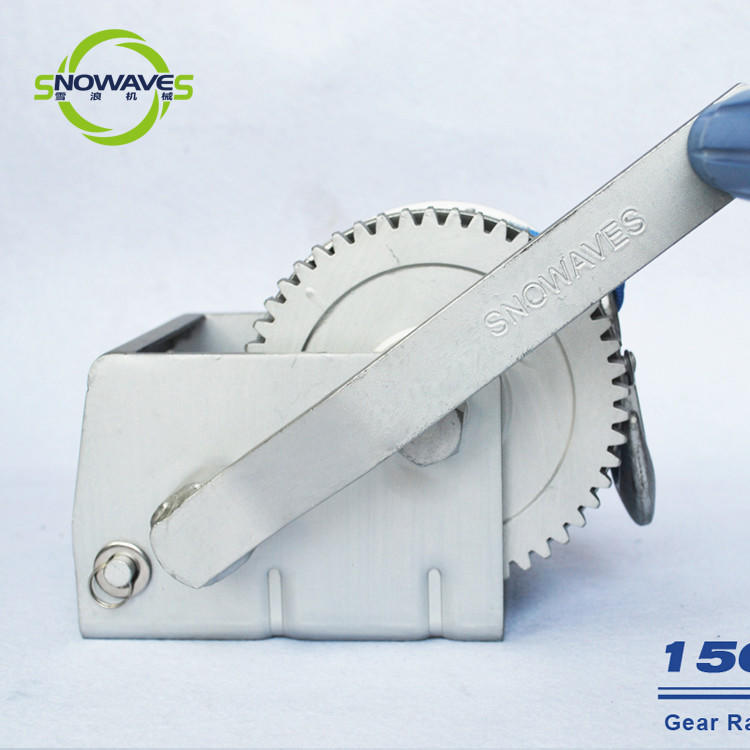 Snowaves Mechanical High-quality Marine winch manufacturers for trips